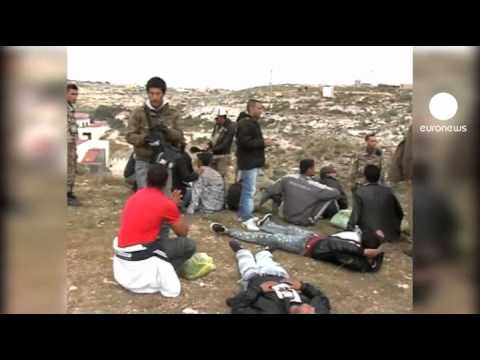 Tunisian migrants riot on Italian island