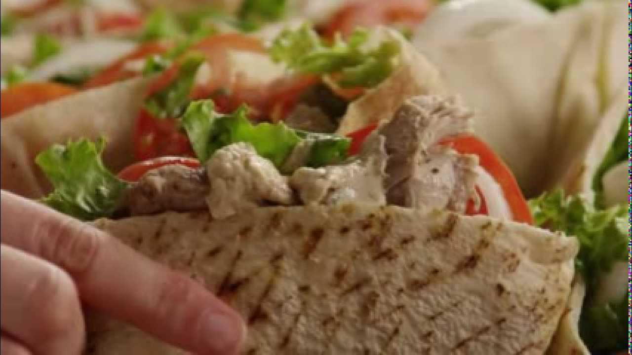 How to make lebanese inspired chicken shawarma sandwiches how to make lebanese inspired chicken shawarma sandwiches allrecipes youtube forumfinder Images