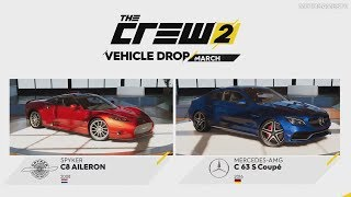 The Crew 2 - March Vehicle Drop Trailer