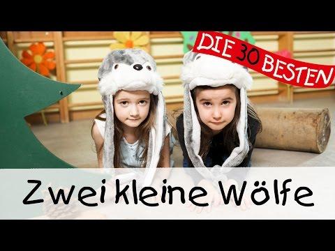 Zwei Kleine Wölfe - Singen, Tanzen Und Bewegen || Kinderlieder