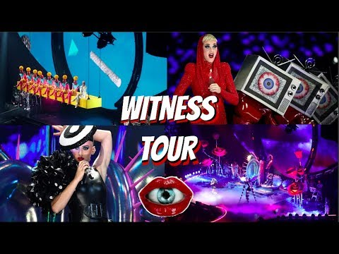 KATY PERRY WITNESS TOUR Concert Vlog Brisbane 2018