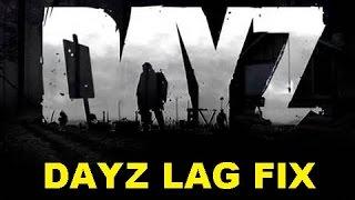 How to fix arma 2/dayZ lag