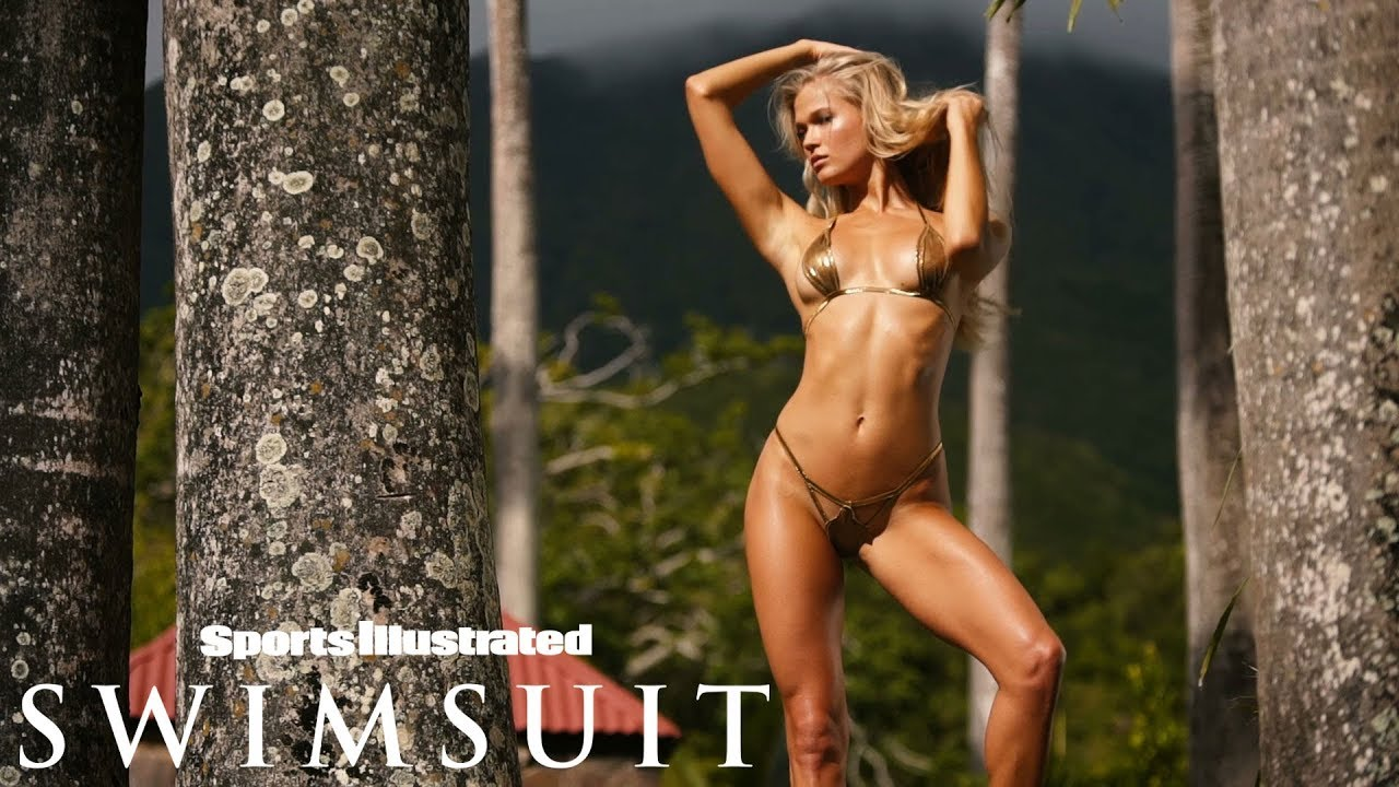 Vita Sidorkina Uncovered für Sports Illustrated Swimsuit
