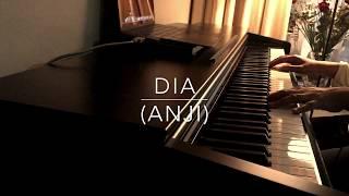 Gambar cover Anji - Dia (Piano Cover)