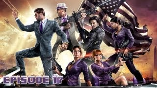 Let's Play Saints Row 4 - #17 A Bad Case of Clones