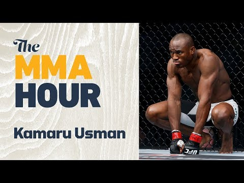 Kamaru Usman Wants Rafael dos Anjos Next But would Also Take Mike Perry