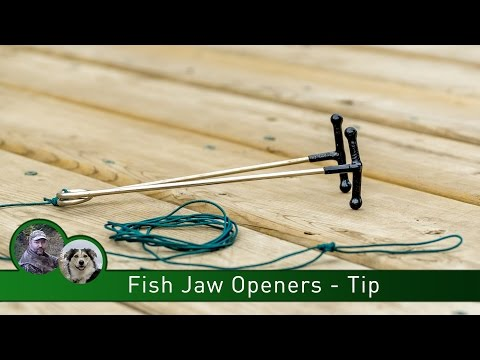 Fish Jaw Opener/Spreaders - Handy Tip
