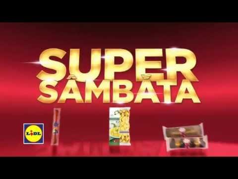 Super Sambata la Lidl • 27 August 2016