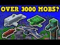 These Are The 3000 NEW Mobs In The Aquatic Update