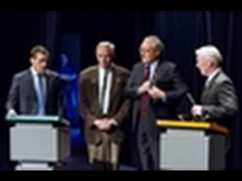 Prince Edward Island Election 2015 Leaders Debate