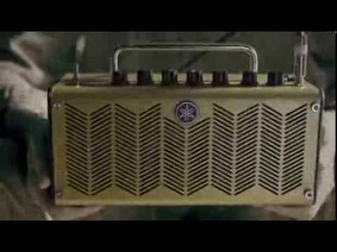 Vidéo Yamaha présente la serie THR