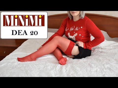MINIMI DEA 20 DEN STOCKINGS