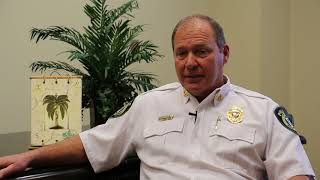 A message from West Columbia Police Chief Dennis Tyndall