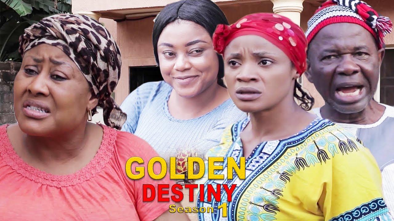 Download GOLDEN DESTINY SEASON 1 - 2020 LATEST NIGERIAN NOLLYWOOD MOVIE