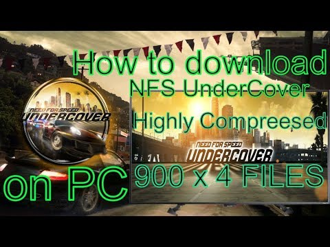 How To Download Need For Speed Undercover On PC Full Version