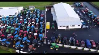Bunninadden Community Tractor Run 2017