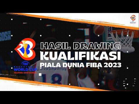 Hasil Drawing Kualifikasi Piala Dunia Basket 2023,  Bagaimana Peluang Indonesia?