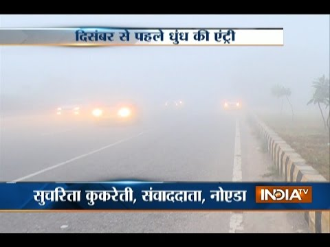 Dense Fog Engulfs Delhi-NCR, Flights and Trains Delayed or Cancelled