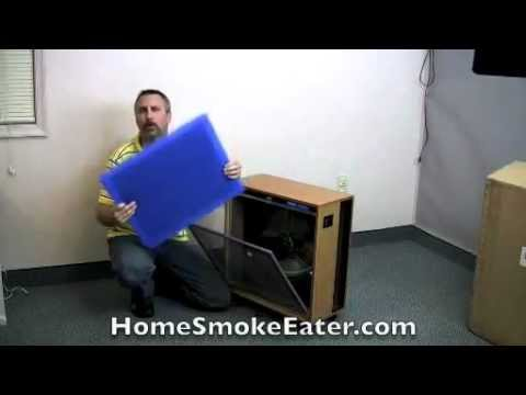 home smoke eater - how does it work and filter cost comparison -