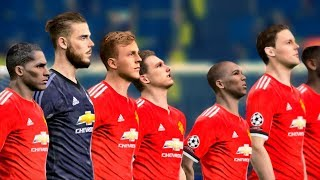 Huddersfield Town vs Manchester United 1-5   17 February 2018 Gameplay