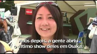 Roberto Maxwell interviews Naoko Yamano at Fuji Rock '07 Reposted w...