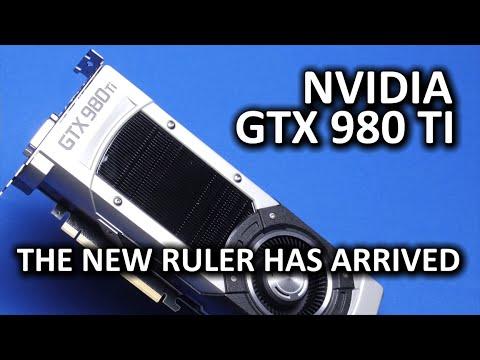 Nvidia GeForce GTX 980 Ti - Titan X performance, much lower price