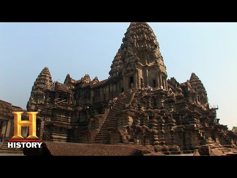 Ancient Aliens: The Architects of Angkor Wat (Season 12) | Exclusive | History