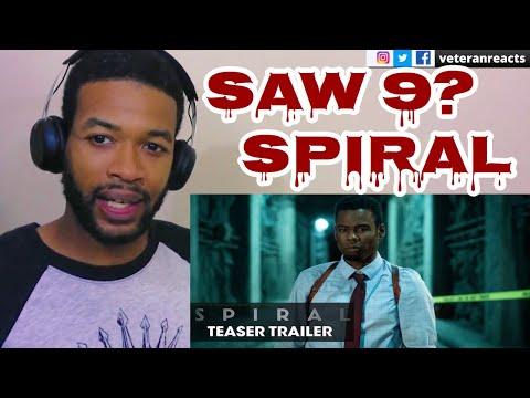 SAW 9? | SPIRAL 2020 MOVIE TRAILER | CHRIS ROCK & SAMUEL L. JACKSON | REACTION