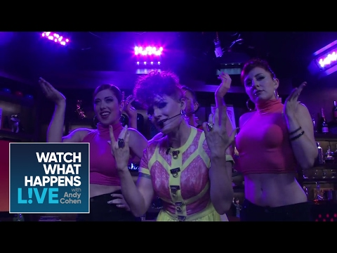 Scissor Sisters | Let's Have a Kiki | WWHL