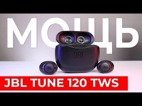Обзор JBL Tune 120 TWS
