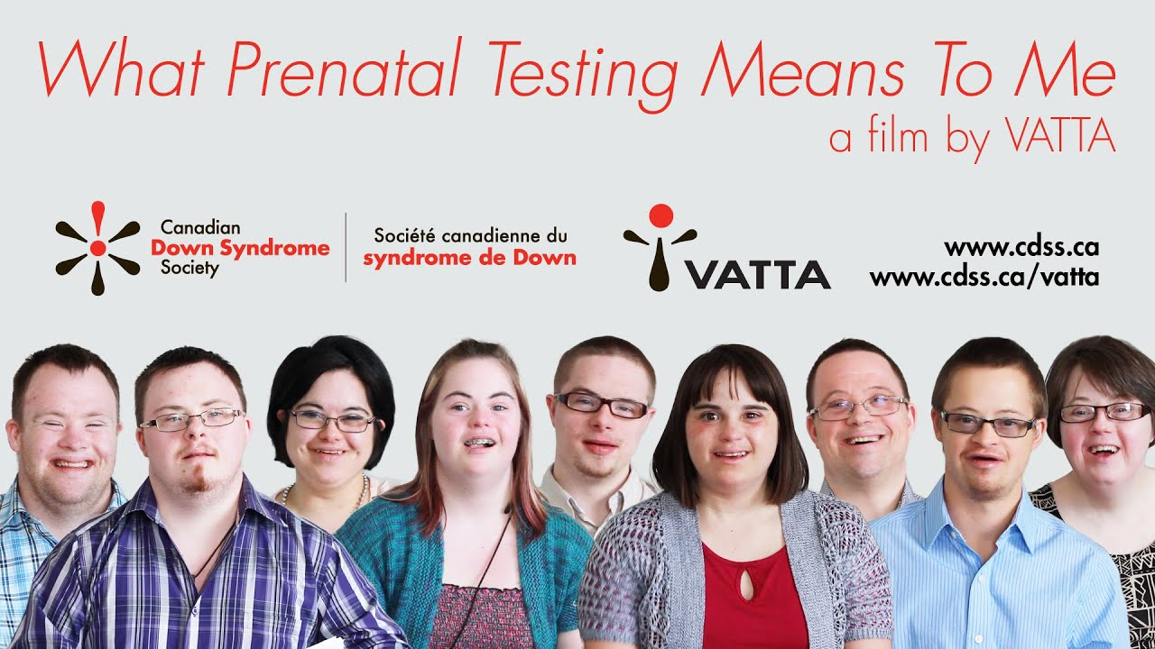 What Prenatal Testing Means To Me by VATTA