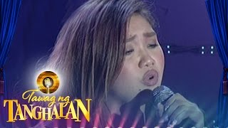 Tawag Ng Tanghalan: Rochelle Solquillo   I Will Always Love You