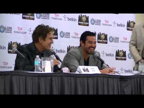 Dean Cain & John Shea - Wizard World Comic Con St Louis Part 1