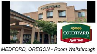 Courtyard by Marriott - Medford, Oregon - Room Walkthrough
