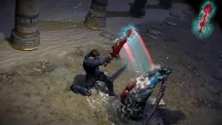 Path of Exile: Kraken Weapon Effect