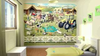 Gambar cover Wallpaper Childrens Bedrooms -  Ideas Decoration