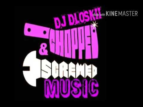 Big Moe Choppaz Ft D Gotti,Noke D & D Wreck Screwed & Chopped DJ DLoskii