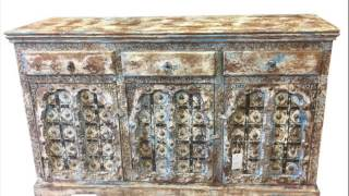 Indian Sideboard Furniture (home decor)