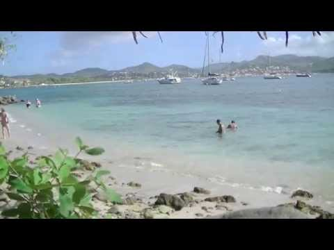 Marigot Bay and Pigeon Island, St. Lucia