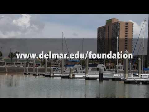 Del Mar College's Over the Edge Fundraiser