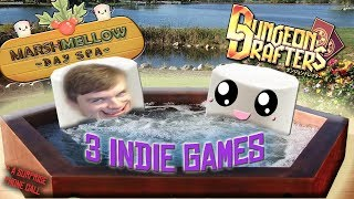 Indie Romp: Marshmellows and Fortunes!
