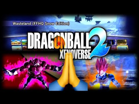DLC 9 SSG Vegeta & FREE UPDATE on what i would like for Dragon Ball Xenoverse 2