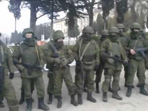 Украинские офицеры не