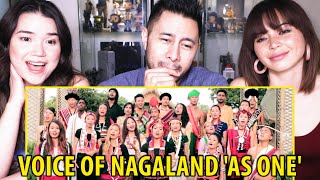 VOICE OF NAGALAND 'As One' | Reaction | Jaby Koay