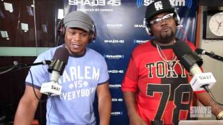 Friday Fire Cypher: KING X Spits From the Heart on Sway in the Morning