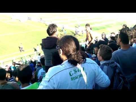 Cs H-lif Vs Jsk :Ambiance du match et but vu des tribunes (1-0)