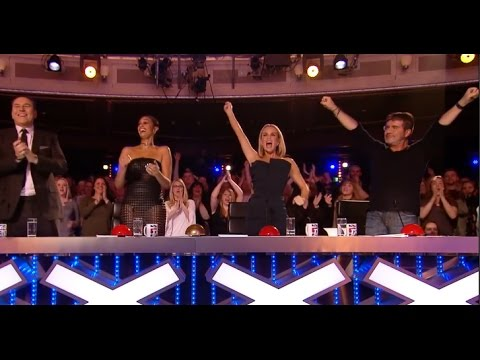 He Goes To BGT History with a WORLD RECORD! Unbelievable