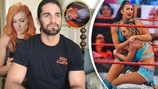 Becky Lynch EMERGENCY Causes Seth Rollins To Leave WWE? (Why The IIconics Were FORCED To BREAKUP)