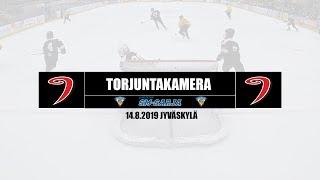 Torjuntakamera 2019-2020: JYP vs. KalPa (Leevi Mäkelä,JYP)