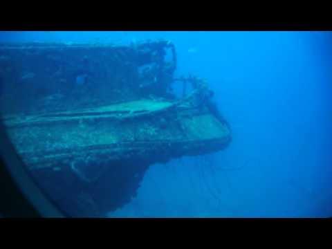 Atlantis Submarine - Aruba - 3/24/2016 HD